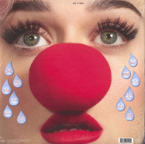 Katy Perry - Smile - Limited Edition, White, Colored Vinyl, LP, Capitol Records, 2020
