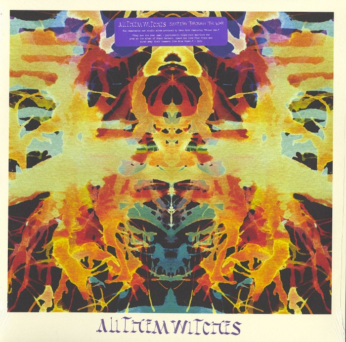 All Them Witches - Sleeping Through The War - Vinyl, LP, New West Records, 2017