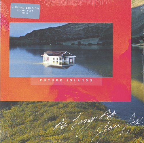 Future Islands - As Long As You Are - Limited Edition, Blue, Colored Vinyl, LP, 4AD, 2020