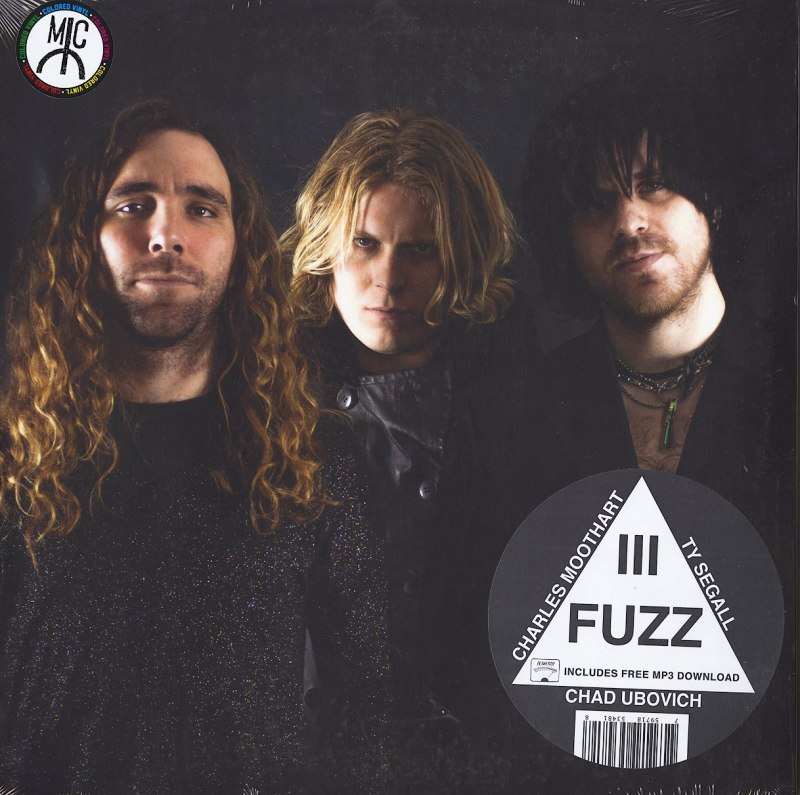 Fuzz - Fuzz III - Limited Edition, Colored Vinyl, LP, In The Red, 2020