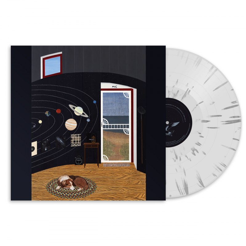 Mary Lattimore - Silver Ladders - Limited Edition, Silver Star, Colored Vinyl, LP, Ghostly, 2020