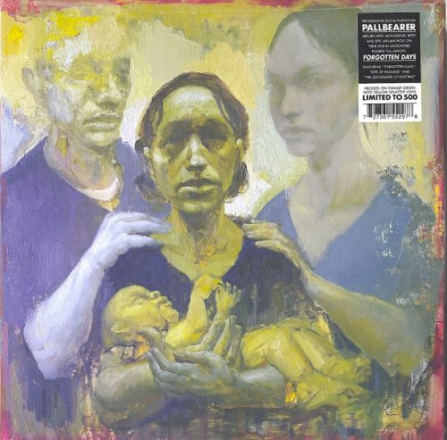 Pallbearer - Forgotten Days - Limited Edition, Green, Yellow, Colored Vinyl, Nuclear Blast, 2020