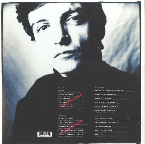 The Fall - The Frenz Experiment - Expanded Edition, Double Vinyl, LP, Beggars Arkive, 2020