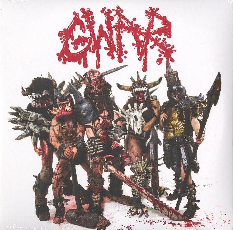 Gwar - Scumdogs Of The Universe - Limited Edition, Red, Double Vinyl, Anniversary Edition, Pit Records, 2020