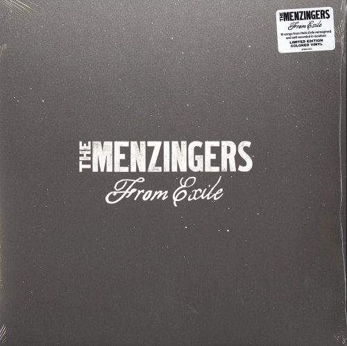 Menzingers - From Exile - Limited Edition, Opaque Tan, Colored Vinyl, LP, Epitaph, 2020