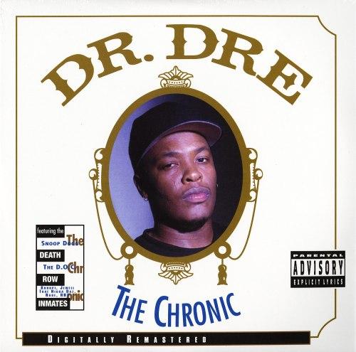Dr. Dre - The Chronic - 180 Gram, Vinyl, LP, Reissue, Death Row Records, 2001
