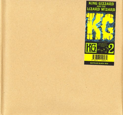 King Gizzard and the Lizard Wizard - K.G. - Vinyl, LP, KGLW, 2020