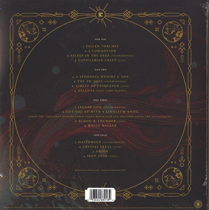 Mastodon - Medium Rarities - Double Vinyl, LP, Warner Brothers, 2020