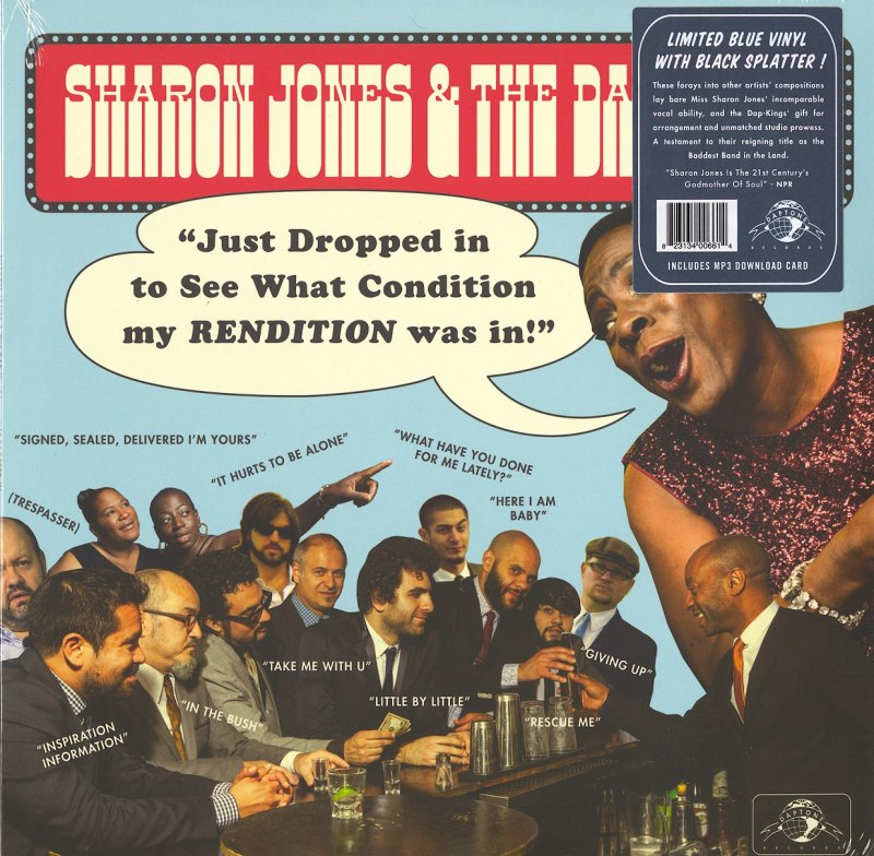 Sharon Jones & The Dap-Kings - Just Dropped In (To See What Condition My Rendition Was In) - Colored Vinyl, LP, Daptone Records, 2020