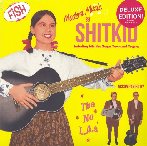 ShitKid - Fish - Expanded Edition, Vinyl, LP, PNKSLM Recordings, 2020
