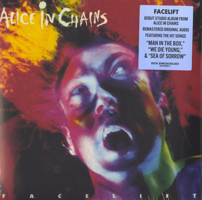 Alice In Chains - Facelift - 150 Gram, Double Vinyl, Remastered, Sony Legacy, 2020