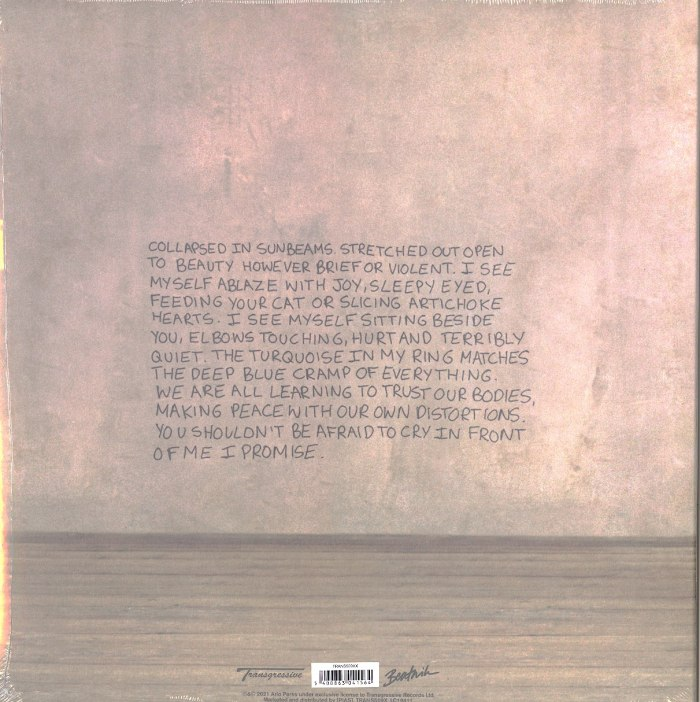 Arlo Parks - Collapsed In Sunbeams - Limited Edition, Mustard, Colored Vinyl, LP, Transgressive, 2021