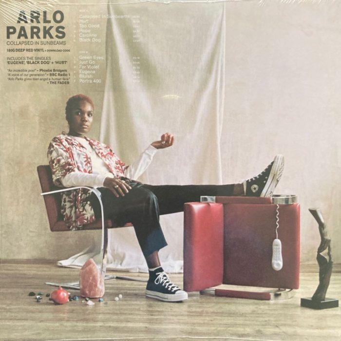 Arlo Parks Red Vinyl