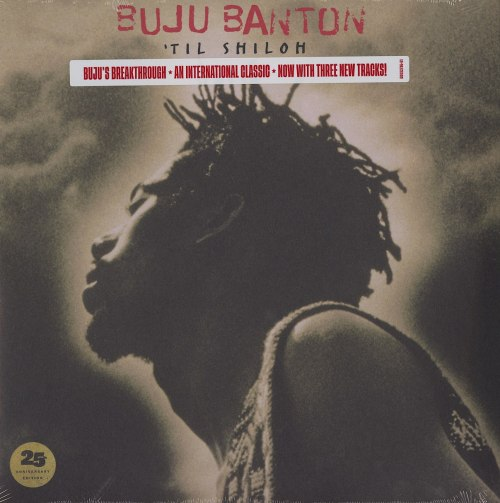 Buju Banton - Til Shiloh - 25th Anniversary, Expanded Edition, Double Vinyl, Island Records, 2021