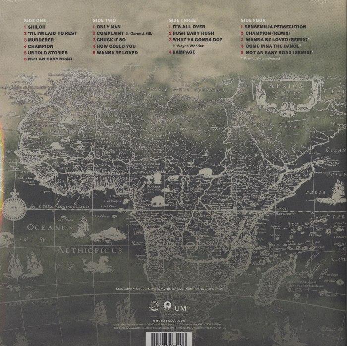 Buju Banton - Til Shiloh - 25th Anniversary, Expanded Edition, Double Vinyl, Island Records, 2021