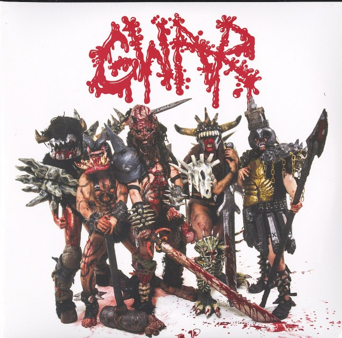 GWAR - Scumdogs Of The Universe - Ltd Ed, Red with Black Smoke, Double Vinyl, LP, Slave Pit, 2021