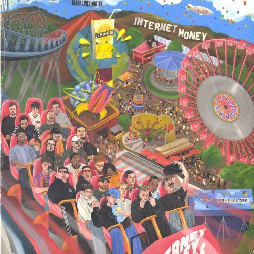 Internet Money - B4 The Storm - Limited Edition, Clear, Double Vinyl, LP, Ten Thousand Project, 2021