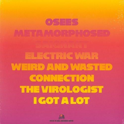 Osees - Metamorphosed - Clear Blue, Vinyl, LP, Rock Is Hell Records, 2021