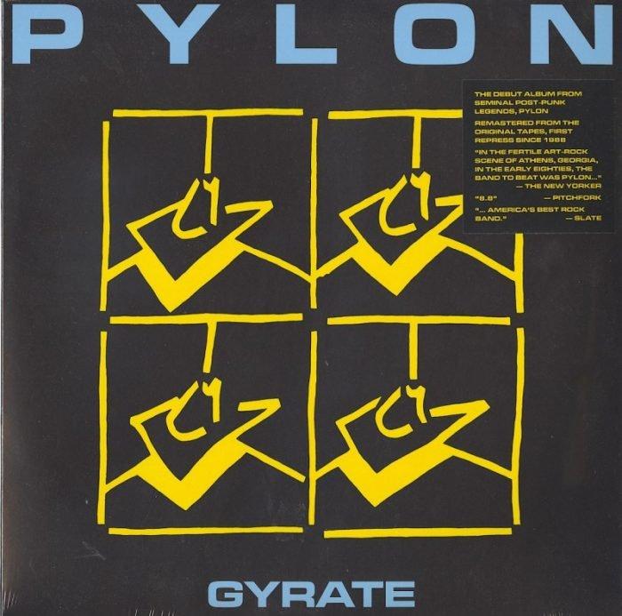 Pylon - Gyrate