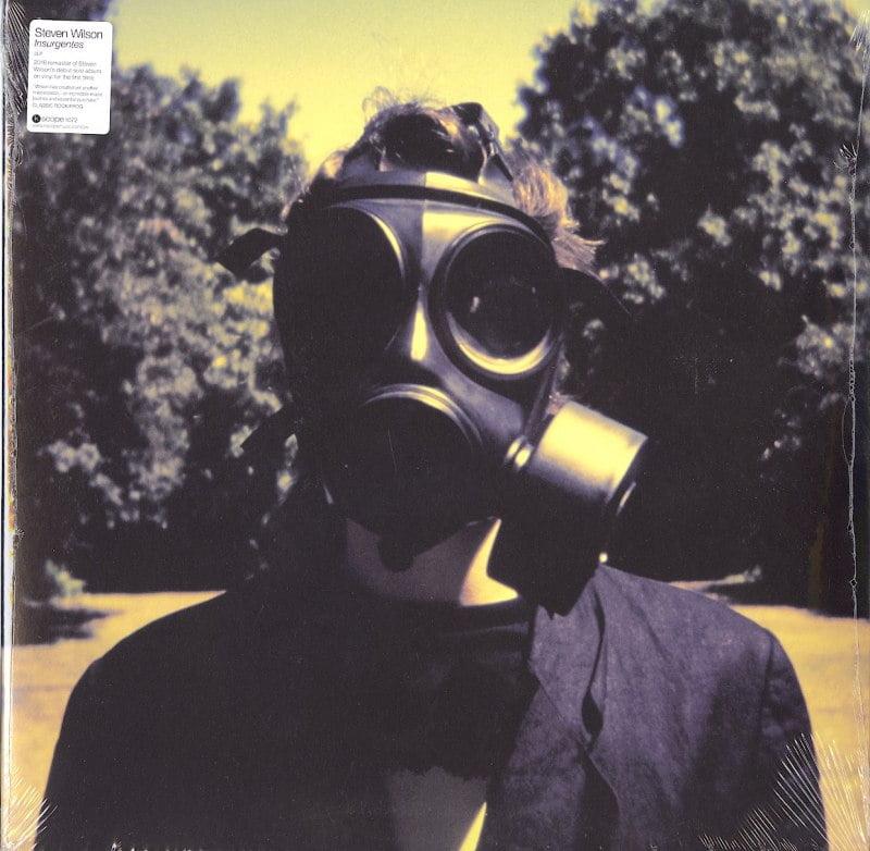 Steven Wilson - Insurgentes - Double Vinyl, LP, Remastered, K-Scope, 2020