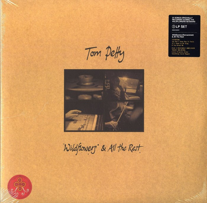 Tom Petty - Wildflowers & All The Rest - 3XLP, Vinyl, Remastered, Expanded, Warner, 2020
