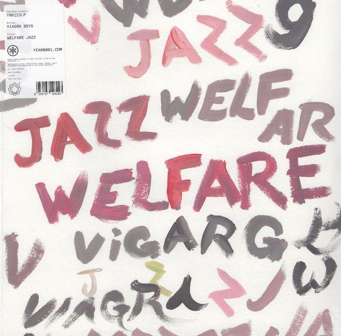 Viagra Boys - Welfare Jazz - Black Vinyl, LP, Year0001, 2021