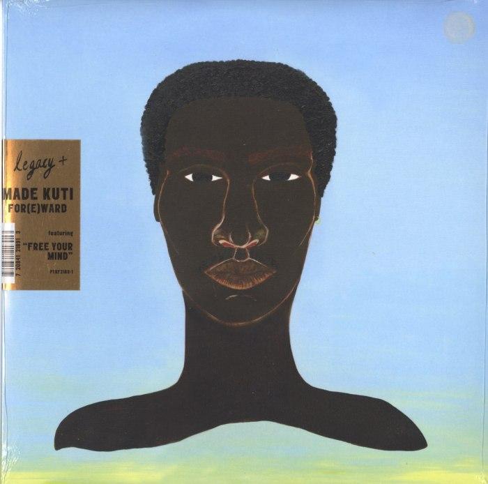 Femi Kuti and Made Kuti - Legacy+ - Double Vinyl, LP, Partisan Records, 2021
