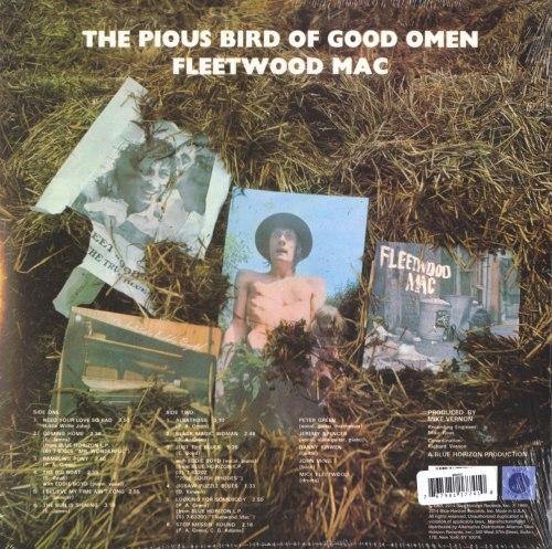 Fleetwood Mac - The Pious Bird Of Good Omen - Vinyl, LP, Reissue, Blue Horizon, 2021