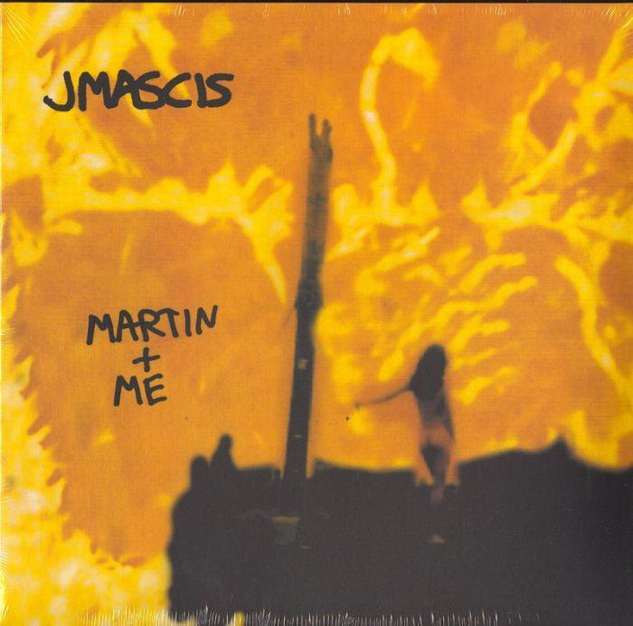 J Mascis - Martin + Me - Yellow, Colored Vinyl, LP, Reissue, Cherry Red, Import, 2021