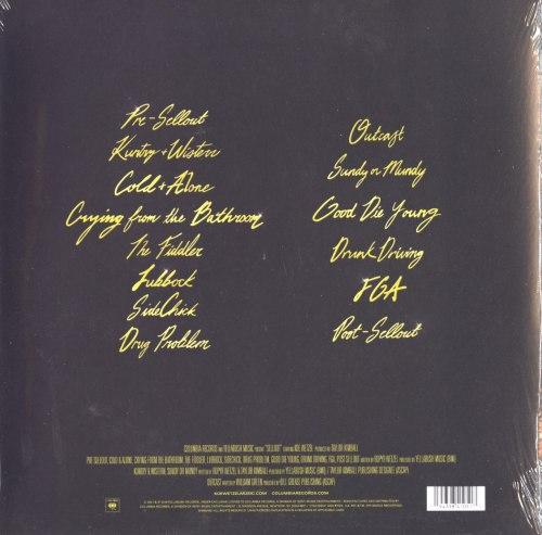 Koe Wetzel - Sellout - 140 Gram Vinyl, LP, Columbia Records, 2021