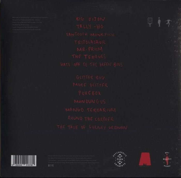Psychedelic Porn Crumpets - SHYGA! The Sunlight Mound - Ltd Ed, 3 Color Splatter Vinyl, Marathon, 2021