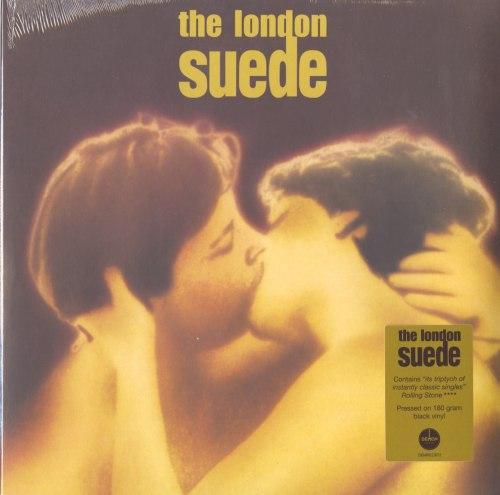Suede - The London Suede - Limited Edition, 180 Gram, Vinyl, LP, Reissue, Demon Records, 2021