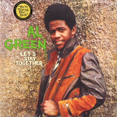 Al Green - Let's Stay Together - 180 Gram Vinyl, LP, Fat Possum Records, 2009