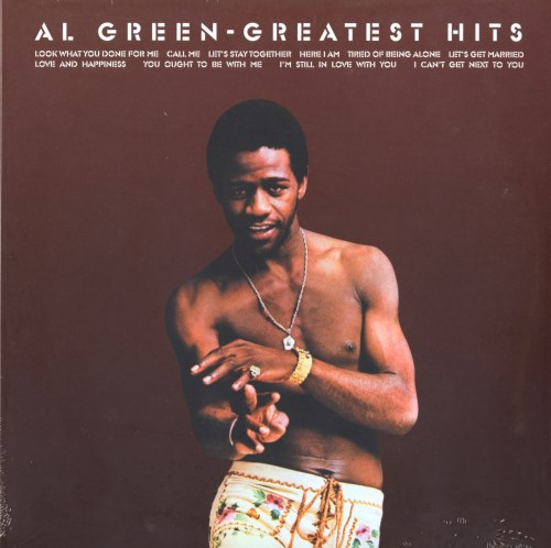 Al Green - Greatest Hits - 180 Gram Vinyl, LP, Fat Possum Records, 2009