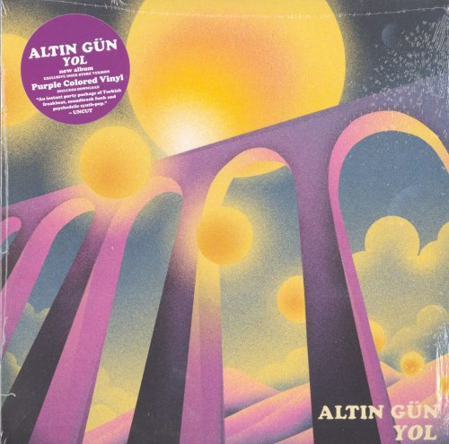 Altin Gün - Yol - Limited Edition, Purple, Colored Vinyl, LP, ATO Records, 2021