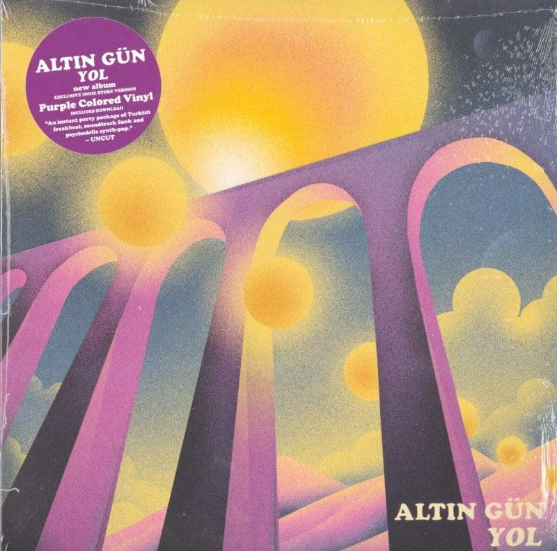 Altin Gün - Yol - Limited Edition, Purple, Colored Vinyl, LP, ATO Records, 2021