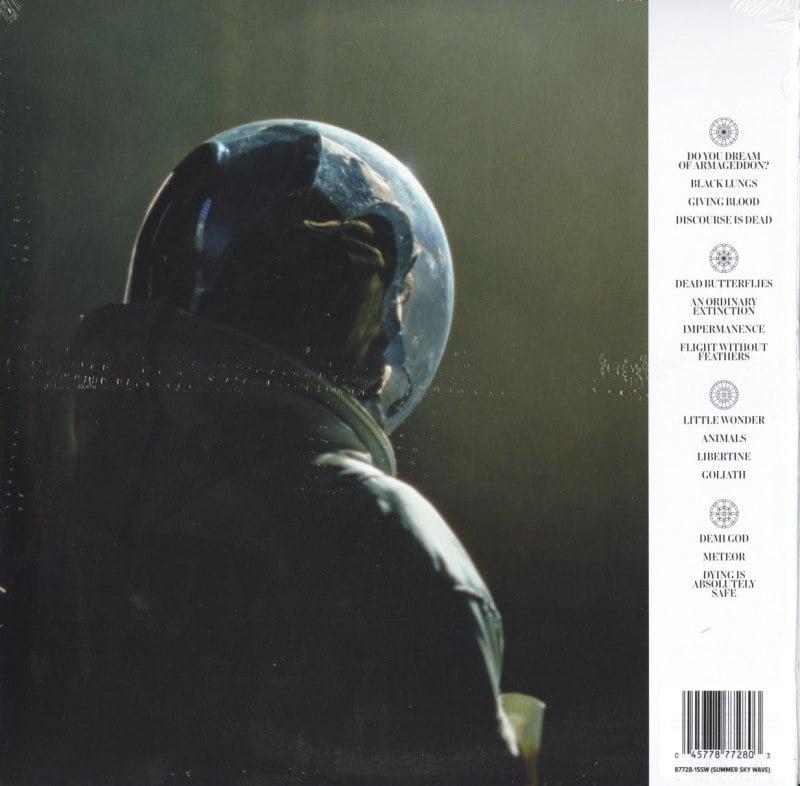 Limited Edition, Color Vinyl, Double LP, Epitaph, 2021