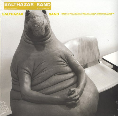 Balthazar - Sand - Ltd Ed, Yellow, Colored Vinyl, LP, Play It Again Sam , 2021
