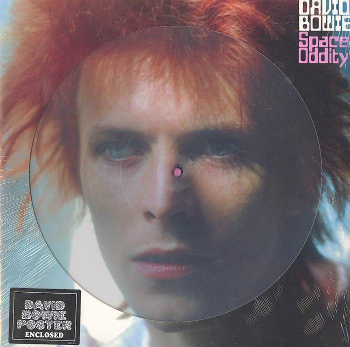 David Bowie - Space Oddity - Limited Edition, Vinyl, LP, Picture Disc, Parlophone, 2020