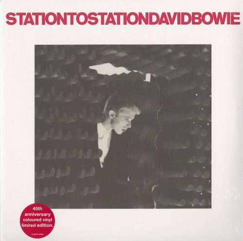 David Bowie - Station To Station - Red or White, Colored Vinyl, LP, Remastered, Parlophone, 2021