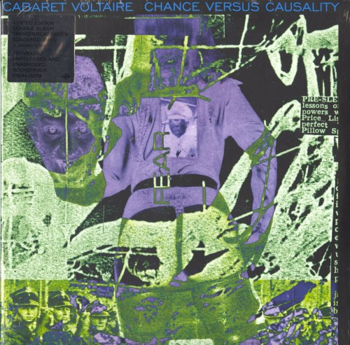 Cabaret Voltaire - Chance Versus Causality - Ltd Ed, Green, Colored Vinyl, Double Vinyl, LP, Mute, 2019