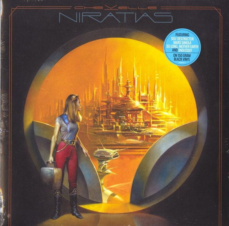 Chevelle - Niratias - Vinyl, LP, Epic Records, 2021