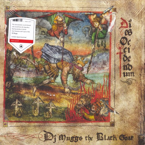 DJ Muggs and The Black Goat - Dies Occidendum - Limited Edition, Red, Colored Vinyl, LP, Sacred Bones, 2021
