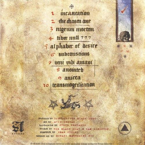 DJ Muggs and The Black Goat - Dies Occidendum - Limited Edition, Red, Colored Vinyl, LP, Sacred Bones, 2021