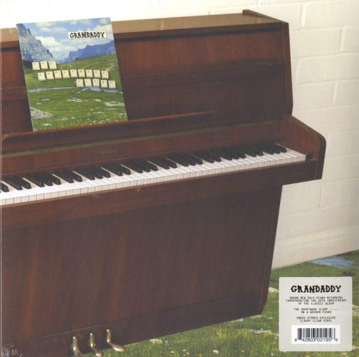 Grandaddy - Sophtware Slump... On A Wooden Piano - Ltd Ed, Clear Vinyl, LP, Dangerbird, 2021