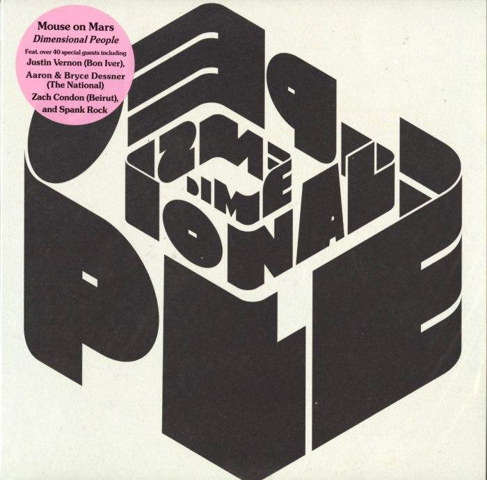 Mouse On Mars - Dimensional People - Vinyl, LP, Thrill Jockey, 2018