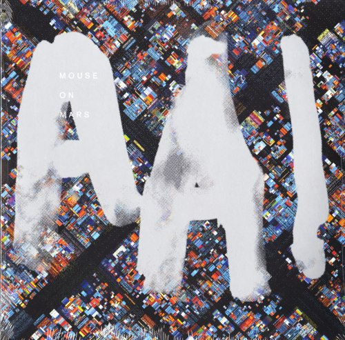 Mouse On Mars - AAI - Limited Edition, Grey, Double Vinyl, LP, Thrill Jockey, 2021