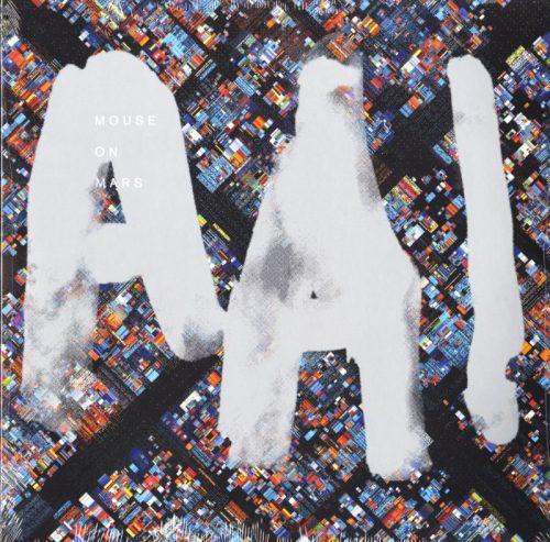 Mouse On Mars - AAI - Limited Edition, Grey, Double Vinyl, LP, Thrill Jockey, 2021