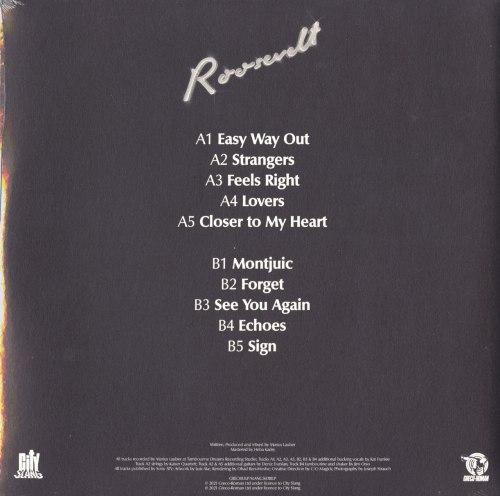 Roosevelt - Polydans - Limited Edition, Red, Colored Vinyl, LP, City Slang, 2021