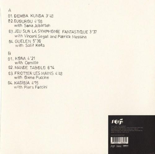 Ballaké Sissoko - Djourou - Vinyl, LP, No Format Records, 2021
